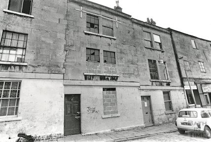 Bedford Street, London Road, Bath, 20 March 1978