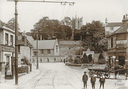 Upper Weston, Bath, c.1900