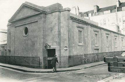 The Beau Street Bath, Bath, 10 November 1970
