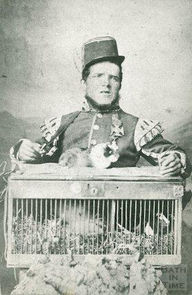 Guinea Pig Jack, c.1880