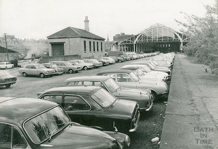 Green Park Station, 28 May 1974