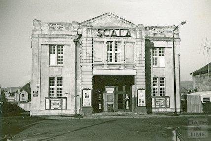 The Scala Cinema, Oldfield Park, c.late 1950s