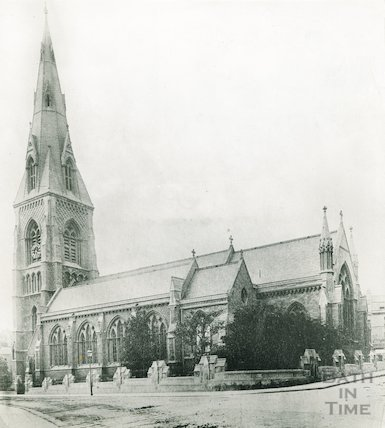 St Andrews Church, Bath, c.1880