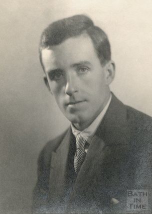 Dad's Army actor Arnold Ridley from Bath, c.1925