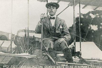 Bath's first aviation meeting, May 1912