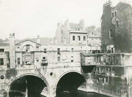 Pulteney Bridge, Bath, c.1900