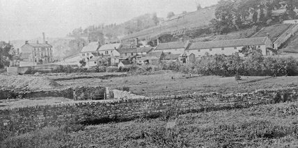 View of Radstock, c.1870s