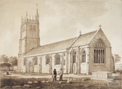 St Mary's Church, Bitton unknown