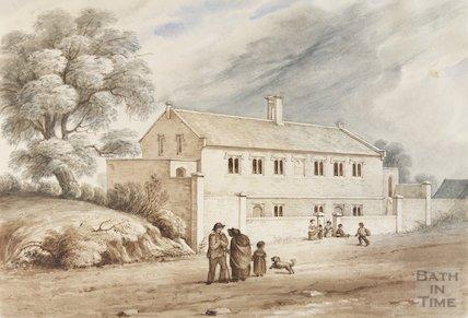 Oldland School, 1837
