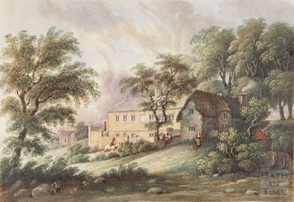 Oldland school and Schoolhouse, 1837