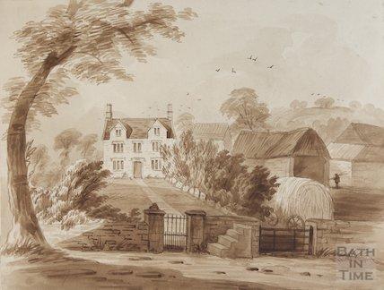 Beach Farm, 1820?