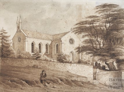 Oldland parsonage, 1830?