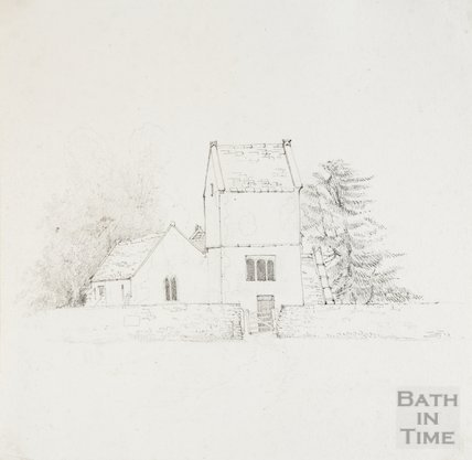 Oldland Chapel prior to, 1829
