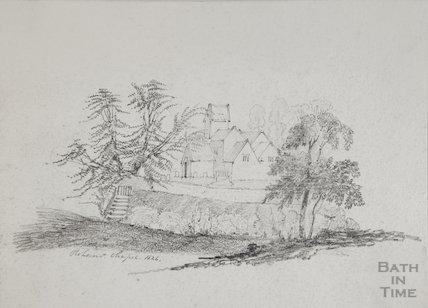 Oldland Chapel, 1826