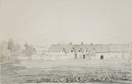 Barrs Court Hanham (Longwell Green), 1822?