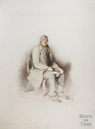 Portrait of David Morgan, 1849