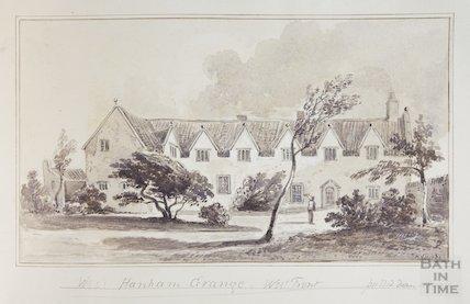 Hanham Grange West Front