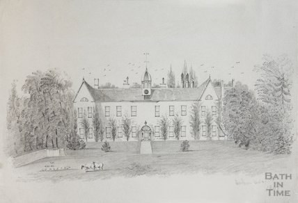 Hanham Hall, 1847