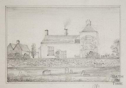 Bitton Vicarage, 1817?