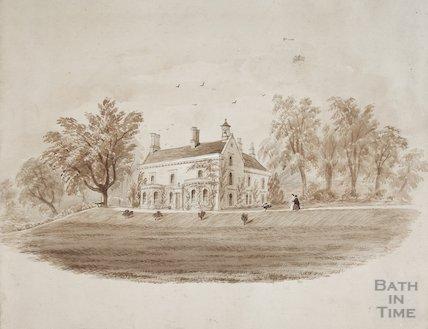 Upton House, Upton Cheyney