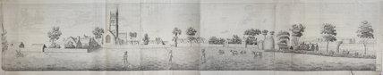 Church Road Bitton, 1822