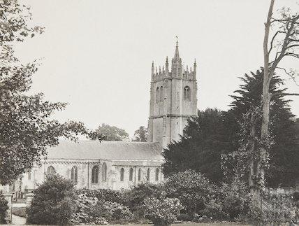 St Mary's Church Bitton
