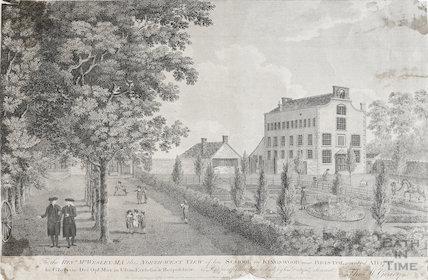 Wesley's School Kingswood 1741