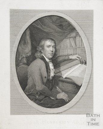 John Henderson 1792