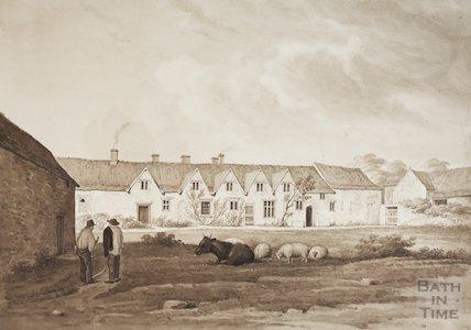 Barr's Court, Longwell Green
