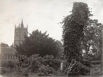 Vicarage Garden Bitton