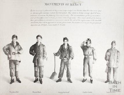 Monuments of Mercy, 1833
