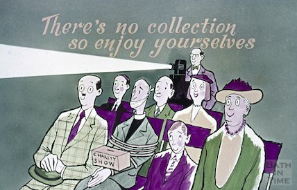 There's no collection so enjoy yourselves, c.1950s