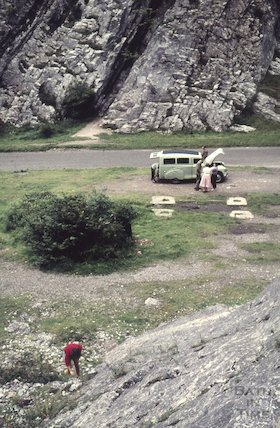 Cheddar Gorge, c.1959