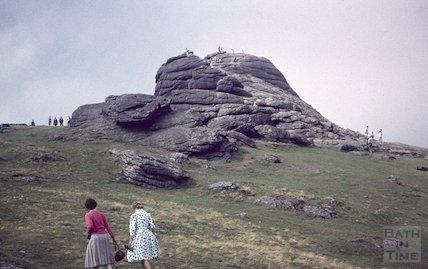HayTor, Dartmoor, 1961