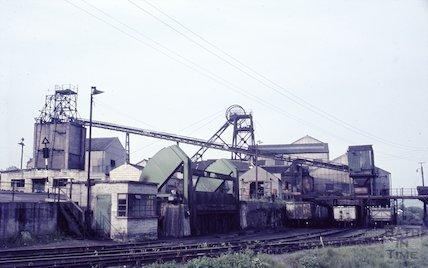 Norton Hill Colliery, Midsomer Norton, c.1965