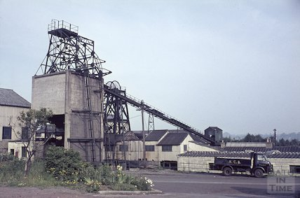 Norton Hill Colliery, Midsomer Norton, c.1965
