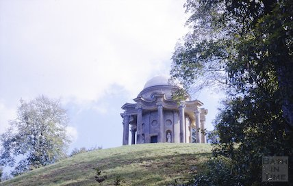 The Temple of Apollo, Stourhead, Wiltshire, c.1965