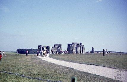 Stonehenge, Wiltshire, c.1960s