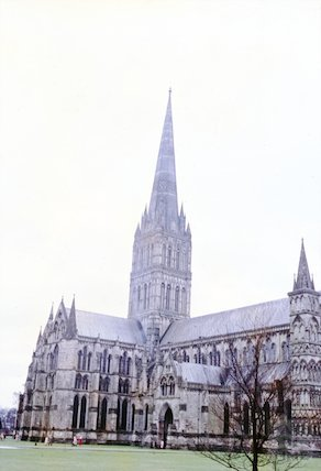 Salisbury Cathedral, c.1960s