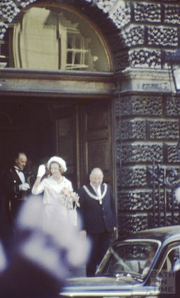 A royal visit to Bath, c.1960s