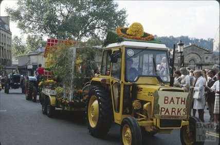 Bath Carnival, 1981