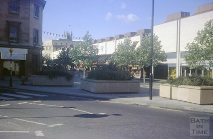 The old Southgate Centre, c.1970s