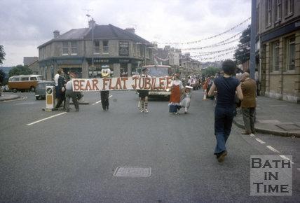 The Bear Flat Jubilee, c.1970s