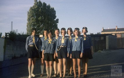 4th Beechen Cliff Bath Girl Guides, c.1960s