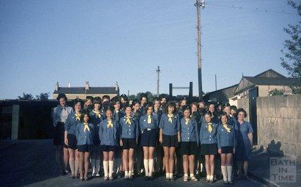4th Beechen Cliff Bath Girl Guides, c.1960s