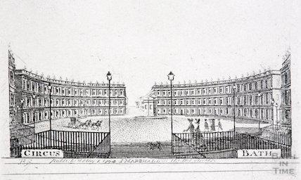 The Circus, Bath, 1794