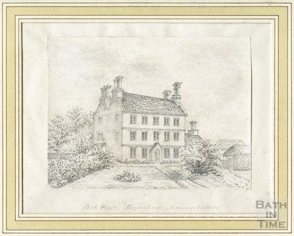 Park House, Keynsham, Somerset, c.1860s