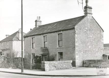 Albany House, Upper Wellsway, March 1970