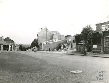 Bear Flat, Wellsway, c.1950