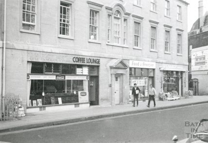 St. James's Parade, 1969.